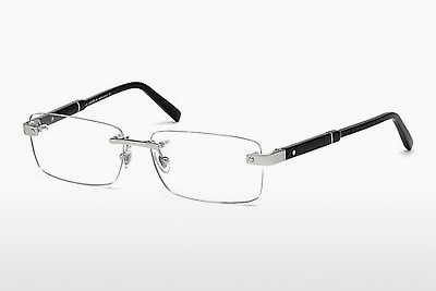 brille Mont Blanc MB0617 016 - Sølv, Shiny, Grey