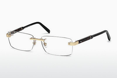 brille Mont Blanc MB0617 028 - Gull