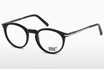 brille Mont Blanc MB0625 A01 - Sort