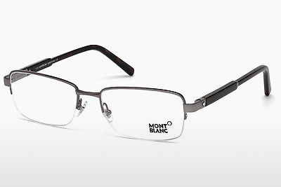 brille Mont Blanc MB0635 014 - Grå, Shiny, Bright