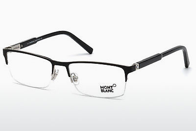 brille Mont Blanc MB0636 001 - Sort