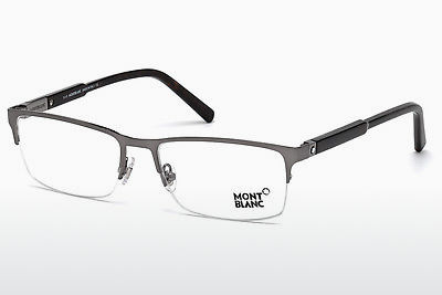 brille Mont Blanc MB0636 014 - Grå, Shiny, Bright