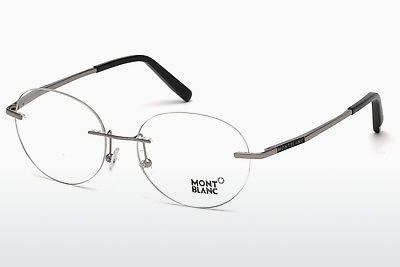 brille Mont Blanc MB0691 014 - Grå, Shiny, Bright