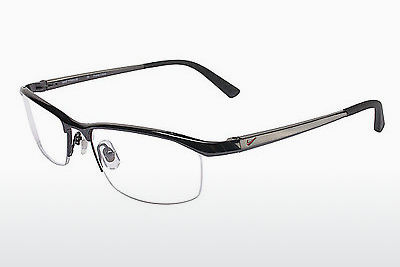 brille Nike NIKE 6037 001 - Sort, Chrome