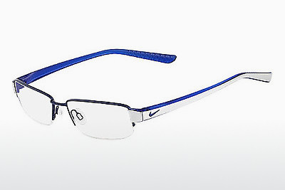 brille Nike NIKE 8064 409 - Blå, Transparent