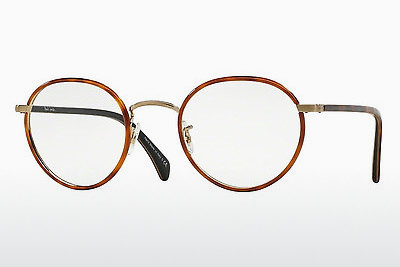 brille Paul Smith KENNINGTON (PM4073J 5236) - Oransje, Brun, Havanna, Gull