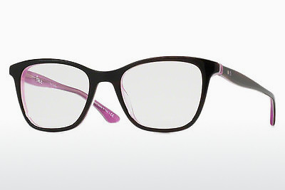 brille Paul Smith NEAVE (PM8208 1089) - Sort, Brun, Havanna, Purpur
