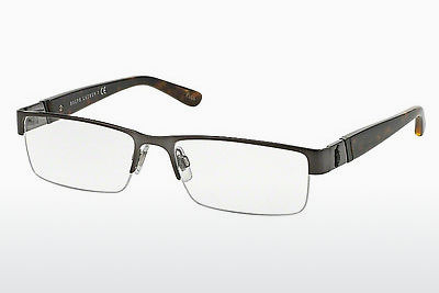 brille Polo PH1117 9187 - Grå, Rødt metall