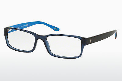 brille Polo PH2065 5563 - Transparent, Blå