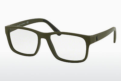 brille Polo PH2172 5216 - Grønn, Sort