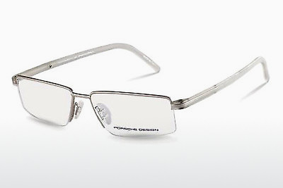 brille Porsche Design P8126 B - Sølv, Transparent