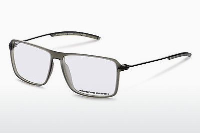 brille Porsche Design P8295 C - Grå, Transparent