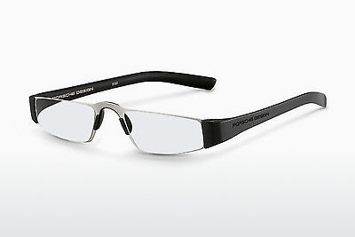 brille Porsche Design P8801 A D2.00 - Grå, Sort