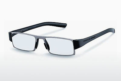 brille Porsche Design P8802 A D2.50 - Grå, Sort