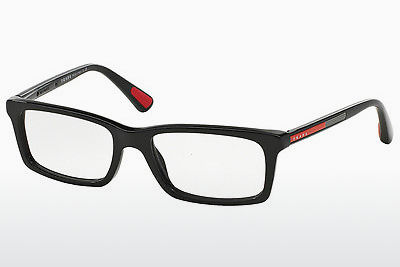 brille Prada Sport PS 02CV 1AB1O1 - Sort