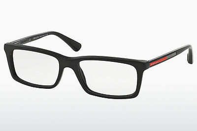 brille Prada Sport PS 02CV 1BO1O1 - Sort