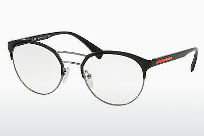brille Prada Sport PS 52HV 7AX1O1 - Sort, Grå