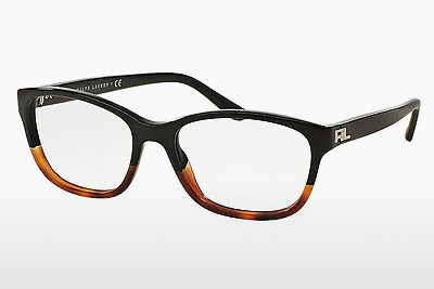 brille Ralph Lauren RL6140 5581 - Sort