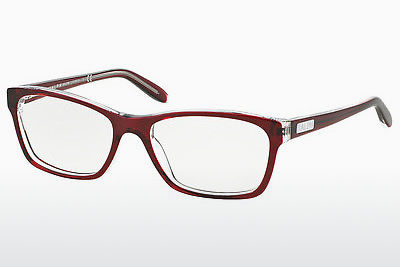 brille Ralph RA7039 1081 - Transparent, Rød