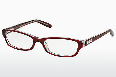 brille Ralph RA7040 1081 - Transparent, Rød
