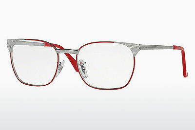 brille Ray-Ban Junior RY1051 4053 - Grå, Rød