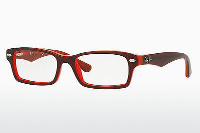brille Ray-Ban Junior RY1530 3664 - Rød