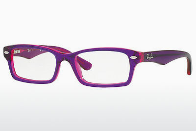 brille Ray-Ban Junior RY1530 3666 - Purpur, Violet