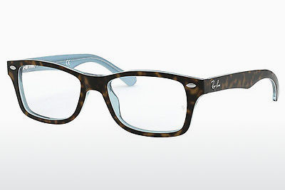 brille Ray-Ban Junior RY1531 3701 - Brun, Havanna, Blå