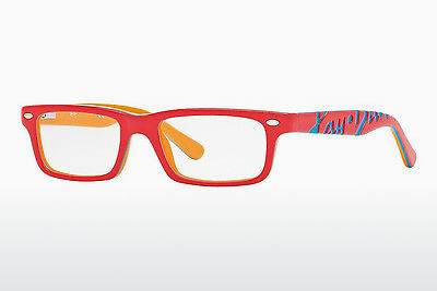 brille Ray-Ban Junior RY1535 3599 - Rød, Coral