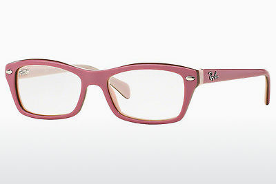 brille Ray-Ban Junior RY1550 3656 - Rosa, Brun