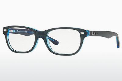 brille Ray-Ban Junior RY1555 3667 - Blå