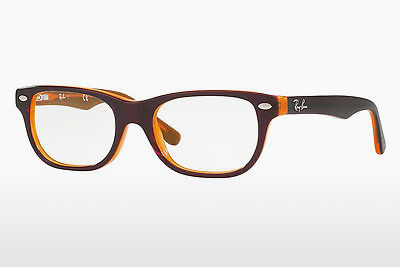 brille Ray-Ban Junior RY1555 3674 - Brun, Oransje
