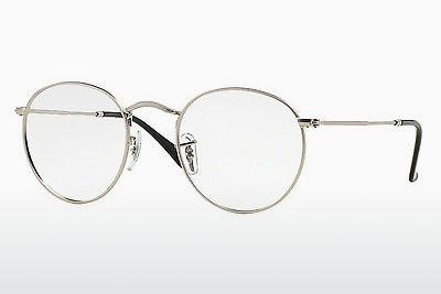 brille Ray-Ban ROUND METAL (RX3447V 2538) - Sølv