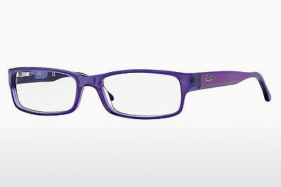 brille Ray-Ban RX5114 5230 - Purpur, Violet