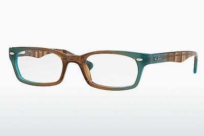brille Ray-Ban RX5150 5490 - Brun