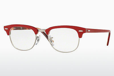 brille Ray-Ban CLUBMASTER (RX5154 5651) - Rød