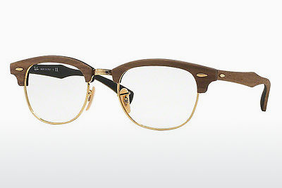 brille Ray-Ban CLUBMASTER (RX5154M 5560) - Brun