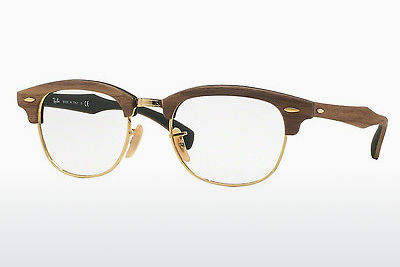 brille Ray-Ban CLUBMASTER (RX5154M 5561) - Brun