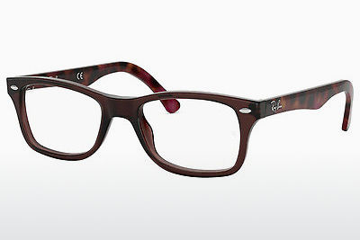 brille Ray-Ban RX5228 5628 - Brun