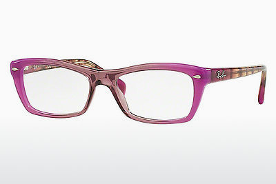 brille Ray-Ban RX5255 (51) (RX5255 5489) - Rosa