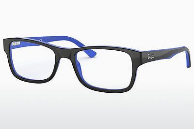 brille Ray-Ban RX5268 5179 - Sort, Blå