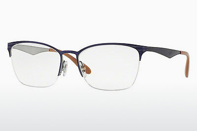 brille Ray-Ban RX6345 2918 - Blå