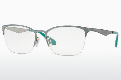 brille Ray-Ban RX6345 2919 - Sølv