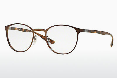 brille Ray-Ban RX6355 2758 - Brun