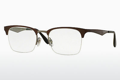 brille Ray-Ban RX6360 2862 - Brun