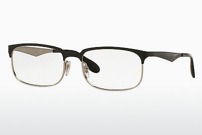 brille Ray-Ban RX6361 2861 - Sort, Sølv