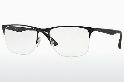 brille Ray-Ban RX6362 2861 - Sølv, Sort