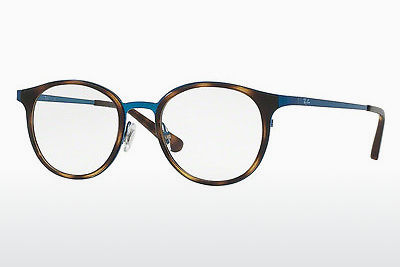 brille Ray-Ban RX6372M 2924 - Blå