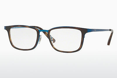 brille Ray-Ban RX6373M 2924 - Blå