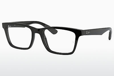 brille Ray-Ban RX7025 2000 - Sort